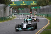 Formula one - Australian Grand Prix 2014 - Sunday