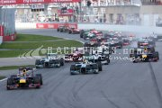 Formula one - Canadian Grand Prix 2013 - Sunday
