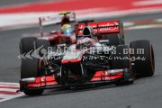 Formula one - Spanish Grand Prix 2013 - Friday