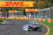 Formula 1 - Australian Grand Prix 2012 - Saturday