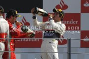 Italian Grand Prix 2012 - Sunday