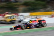 Formula one - Belgian Grand Prix 2013 - Sunday