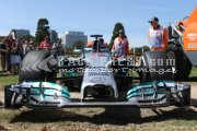 Formula one - Australian Grand Prix 2014 - Friday