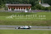Formula one - Austrian Grand Prix 2014 - Saturday