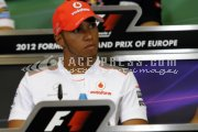 Formula1 European Grand Prix 2012 - Thursday
