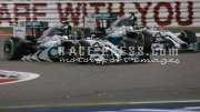 Formula one - Bahrain Grand Prix 2014 - Sunday