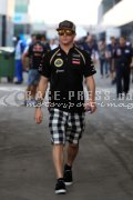 Formula one - Indian Grand Prix 2012 - Thursday