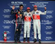 Formula one - Brazilian Grand Prix 2012 - Saturday