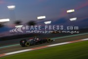 Formula one - AbuDhabi Grand Prix 2015 - Sunday