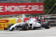 Formula one - Monaco Grand Prix 2014 - Sunday