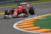 Formula one - Belgium Grand Prix 2014 - Friday