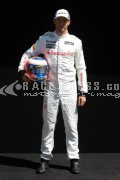Formula1 Drivers Portrait Shooting 2014