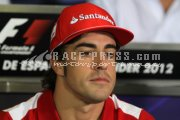 Spanish Grand Prix 2012 - Thursday