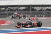Formula one - United States Grand Prix 2013 - Saturday