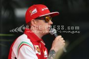 Formula one - Bahrain Grand Prix 2014 - Thursday