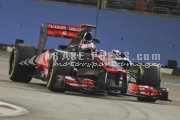 Formula one - Singapore Grand Prix 2012 - Friday