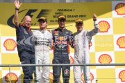 Formula one - Belgium Grand Prix 2014 - Sunday