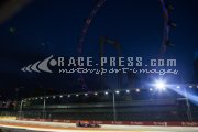 Formula one - Singapure Grand Prix 2013 - Friday