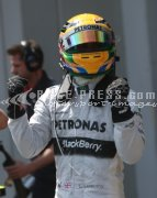 Formula one - German Grand Prix 2013 - Saturday