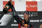 Formula one - Singapore Grand Prix 2012 - Sunday
