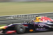 Formula one - Indian Grand Prix 2013 - Friday