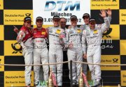 DTM Munich - 6th Round 2012 - Saturday