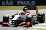 Formula one - Brazilian Grand Prix 2012 - Friday