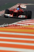 Formula one - Indian Grand Prix 2012 - Friday