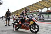 Moto3 - Malaysian Grand Prix - Saturday