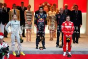 Formula1 Monaco Grand Prix 2012 - Sunday