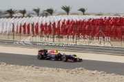 Formula one - Bahrain Grand Prix 2013 - Friday