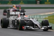 Formula one - Australian Grand Prix 2014 - Saturday