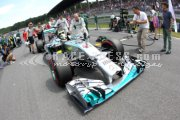 Formula one - Austrian Grand Prix 2014 - Sunday