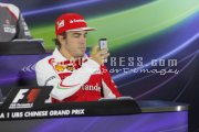 Formula one - Chinese Grand Prix 2014 - Thursday