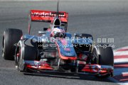 Formula 1 - Pre-Season Testing 2012 - Barcelona - Thursday