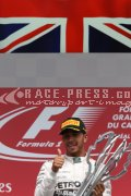 Formula one - Canadian Grand Prix 2015 - Sunday