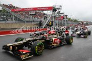 Formula one - Canadian Grand Prix 2013 - Saturday