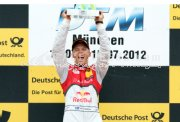 DTM Munich - 6th Round 2012 - Sunday