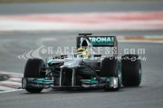 Formula 1 - Pre-Season Testing 2012 - Barcelona II - Saturday