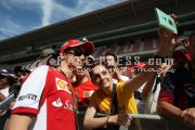 Formula one - Spanish Grand Prix 2015 - Thursday