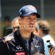 Formula one - Brazilian Grand Prix 2012 - Thursday