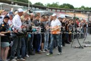 German Grand Prix 2012 - Thursday