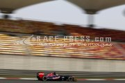 Formula one - Chinese Grand Prix 2013 - Friday