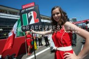 Formula one - German Grand Prix 2013 - Sunday