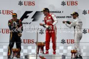 Formula one - Chinese Grand Prix 2013 - Sunday
