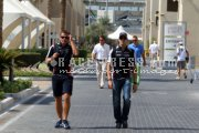 Formula one - AbuDhabi Grand Prix 2012 - Thursday