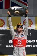 Belgian Grand Prix 2012 - Sunday