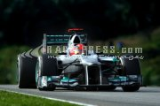 Formula 1 - Malaysian Grand Prix 2012 - Saturday