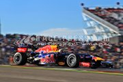 Formula one - United States Grand Prix 2012 - Saturday